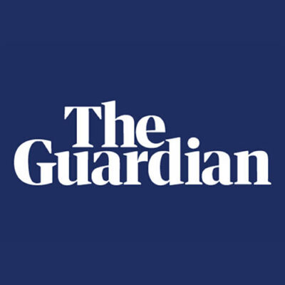 Twitter image of The Guardian logo