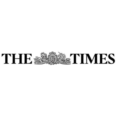 Twitter image of The Times logo