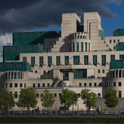 Meta image of MI6 offices
