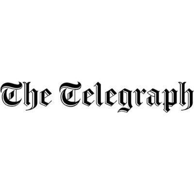 Twitter image of The Telegraph logo