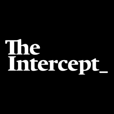 Logo of The Intercept press website