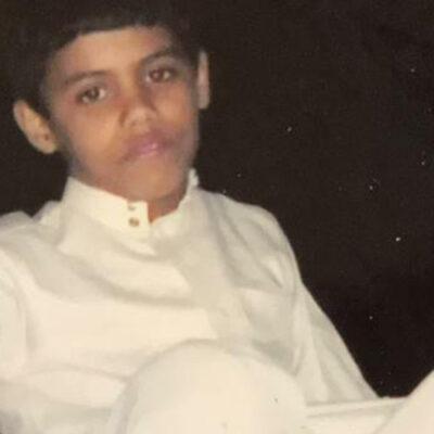 Twitter image of Abdullah al Howaiti from Saudi Arabia