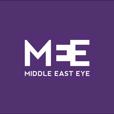 Press logo for the Middle East Eye