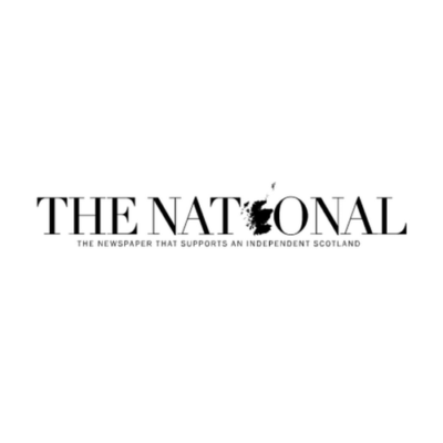 Press logo for the National