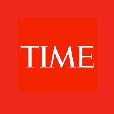 Press logo of TIME magazine