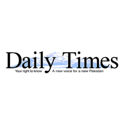 Twitter image of the Daily Times logo