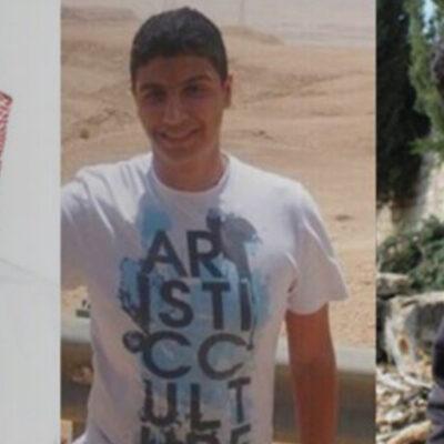 Meta image of three juvenile clients in Saudi Arabia: Ali, Dawood and Abdullah