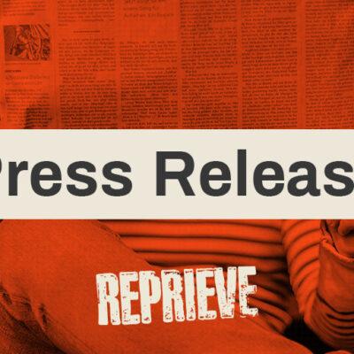 "Graphic reading ""Press Release"""